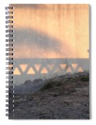 Shadow Play  Spiral Notebook