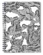 Shadow Vision 1 Spiral Notebook