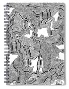 Shadow Vision 2 Spiral Notebook