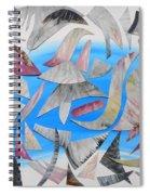 Shadowdance Spiral Notebook
