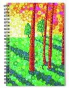 Shadowlands Spiral Notebook
