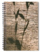 Shadows Of Life Spiral Notebook