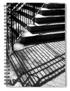 Shadows Series-1 Spiral Notebook