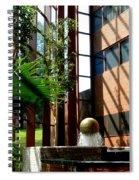 Shadows Series-4 Spiral Notebook