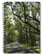 Shady Road Spiral Notebook