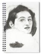 Shaina Horenstein Spiral Notebook