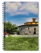 Shaker Pastoral Panorama Spiral Notebook