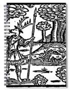 Shakespeare: Falstaff Spiral Notebook