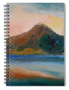 Shallow 12 Spiral Notebook