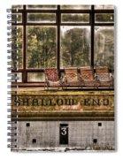 Shallow End Spiral Notebook