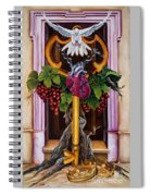 Shama Spiral Notebook