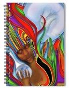 Shaman Spiral Notebook