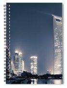 Shanghai Spiral Notebook
