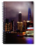 Shanghai Exposed Spiral Notebook