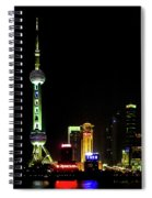 Shanghai Spiral Notebook