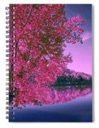 Shangrila Spiral Notebook