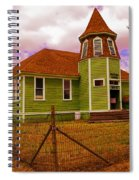 Shaniko School District Sixty Seven Spiral Notebook