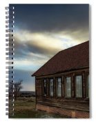 Shaniko Schoolhouse Spiral Notebook