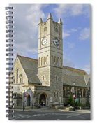 Shanklin United Reformed Church Spiral Notebook