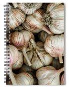 Shantung Garlic Spiral Notebook