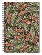 Shape Shifter Spiral Notebook