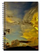 Shapes Of Heaven Spiral Notebook
