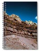 Shaping Rock Spiral Notebook