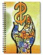 Shareholder Spiral Notebook