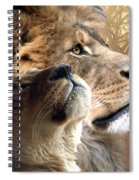 Sharing The Vision Spiral Notebook