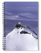 Shark Fin Peak Spiral Notebook