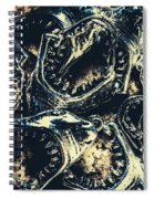 Shark Jaws Spiral Notebook