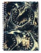 Shark Jaws Spiral Notebook