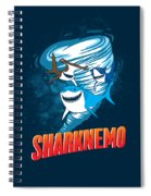 Sharknemo Spiral Notebook