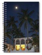 Sharon Spiral Notebook
