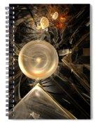 Shattered Dream Spiral Notebook