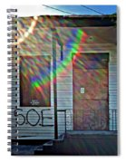 Shattered Dream  Spiral Notebook