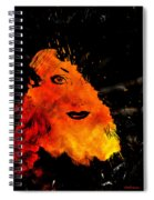 Shattered Dreams Spiral Notebook