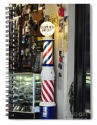 Shave And A Haircut Spiral Notebook