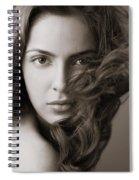 Shazahn Padamsee Spiral Notebook