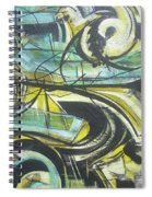She Moves Me Vol1 Spiral Notebook