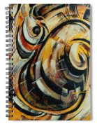 She Moves Me Vol.3 Spiral Notebook