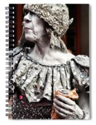 She Of Jackson Square Spiral Notebook