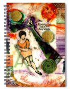 She Remained True Spiral Notebook