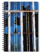 She Stood Still Spiral Notebook