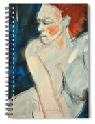 She Wakes Spiral Notebook