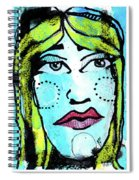 She Was A Handsome Woman Spiral Notebook