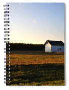 Shed Spiral Notebook