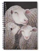 Sheep Ahoy Spiral Notebook