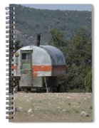 Sheep Herder's Wagon Spiral Notebook