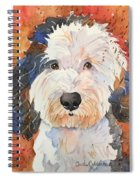Sheepadoodle Spiral Notebook